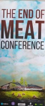 "Konferenz ""The end of meat"""